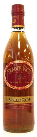 Trader Vic's Rum Spiced